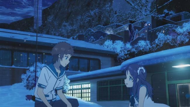 Chisaki confesses