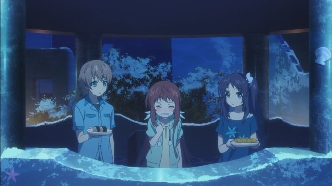 Manaka worries