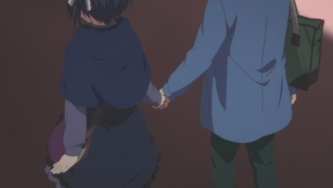 Chuu2koi Ren-Enjoying handholding time