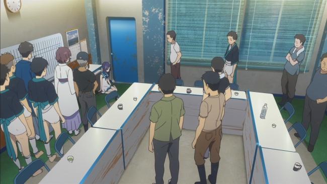 Nagi no Asukara-Broken Chisaki