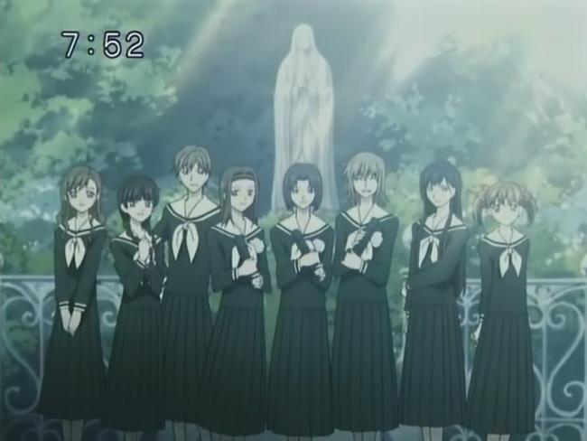 Maria-sama-The Rose Family
