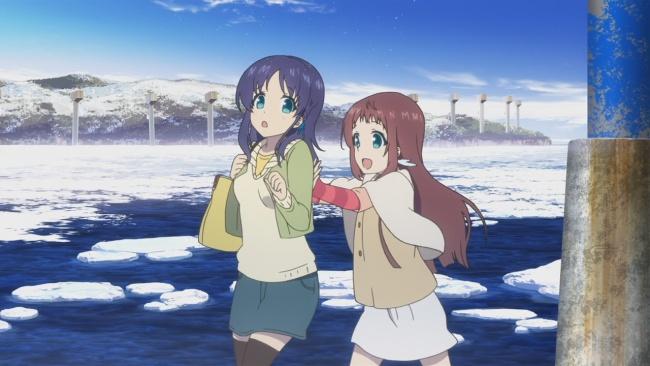 Nagi no Asukara-Onee-san and Imouto