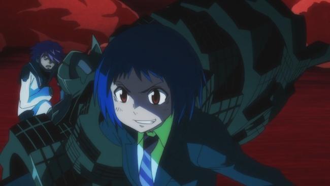 Nobunagun-Shio finds her power