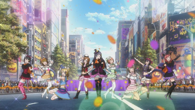 Love Live-End