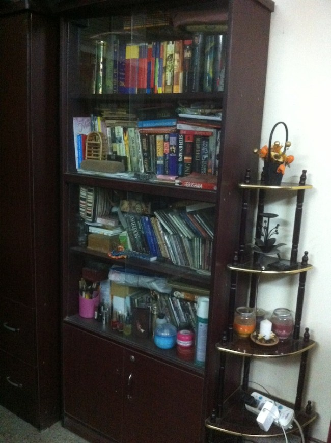 Kyokai-bookshelf