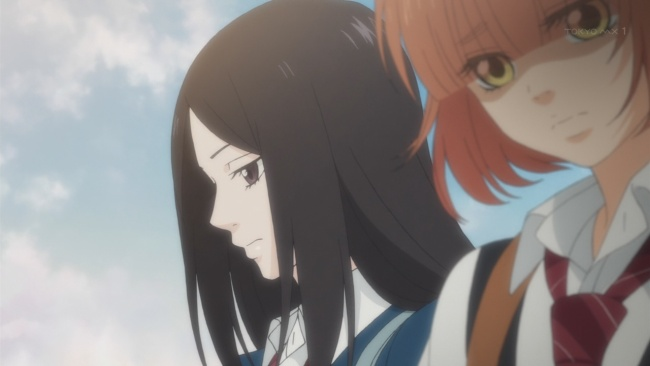 Ao Haru Ride-Worry about others
