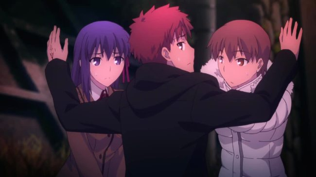 Fate stay night Unlimited Blade Works 4-00125