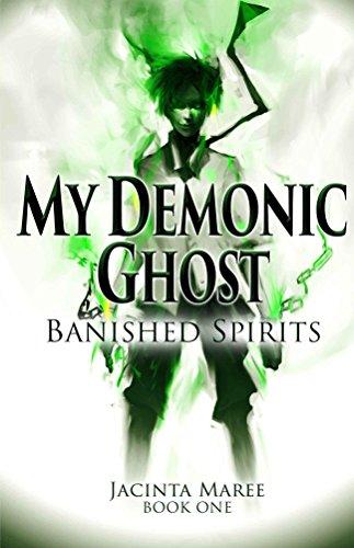 Banished Spirits by Jacinta Maree | reading, books
