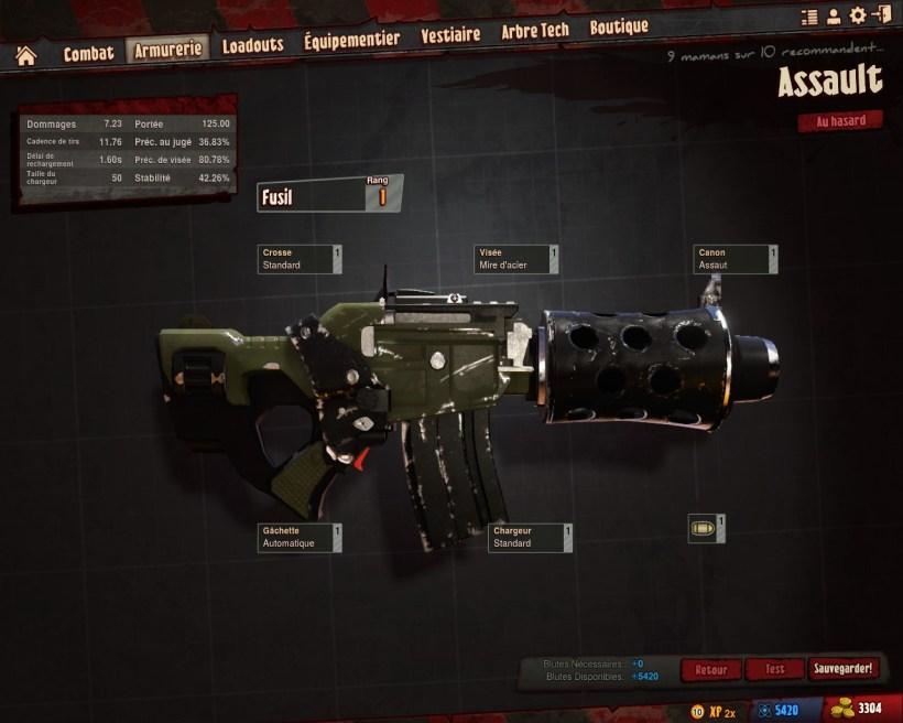Loadout 01 arme