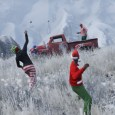 GTA Online Surprise Festive Gamers Geel screen 1