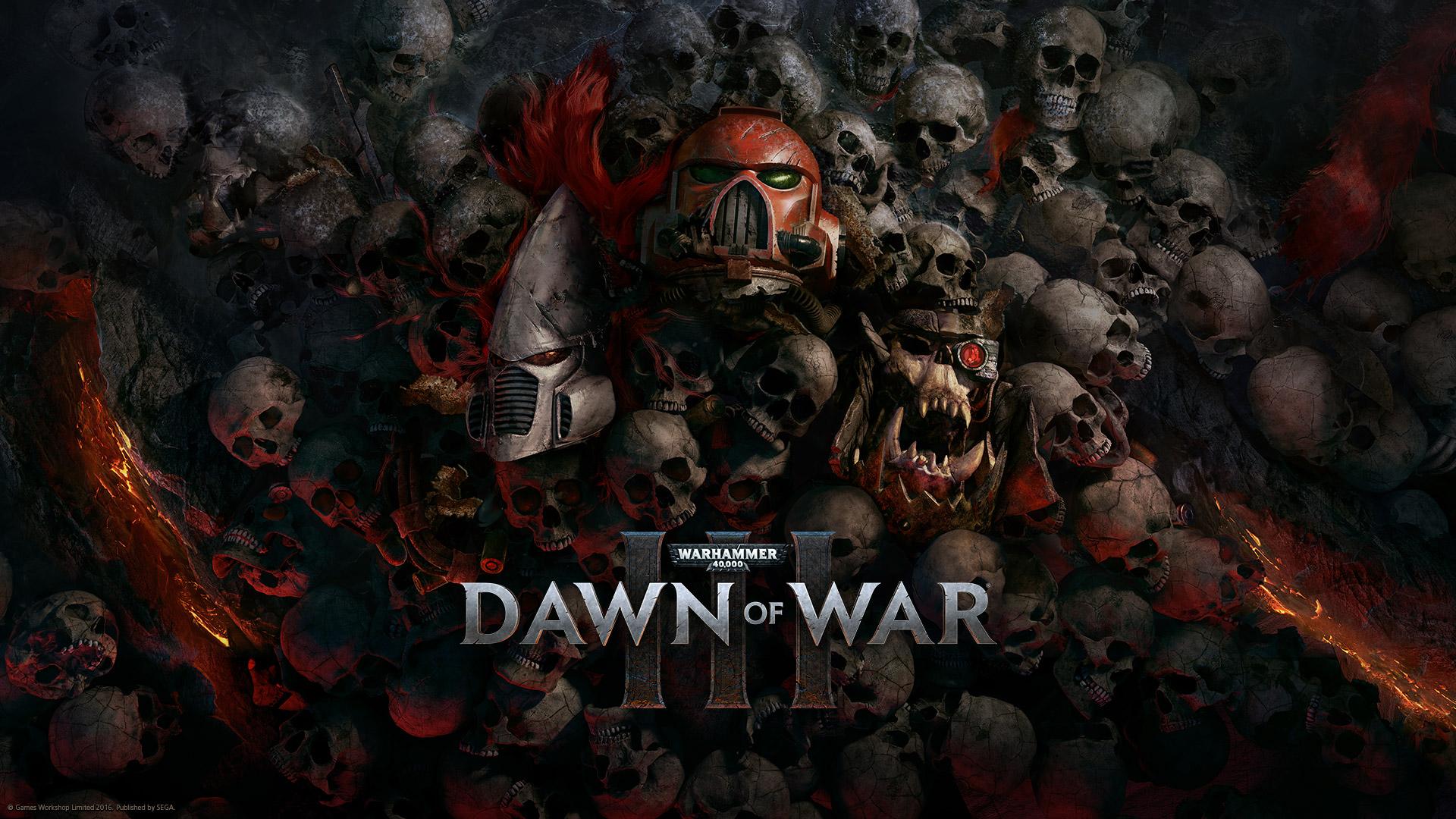 Une bêta pour Warhammer 40.000 Dawn of War III