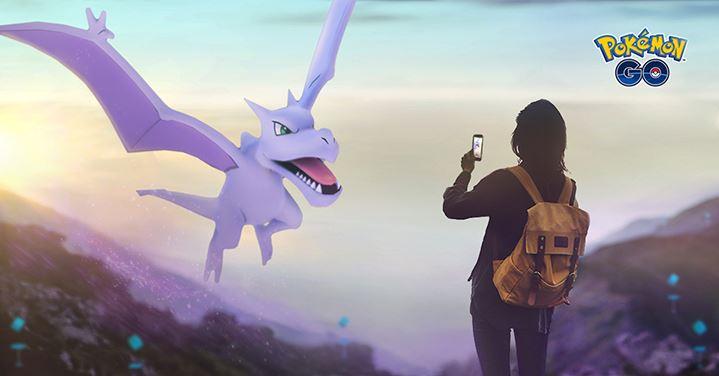 La semaine de l'aventure arrive sur Pokémon Go
