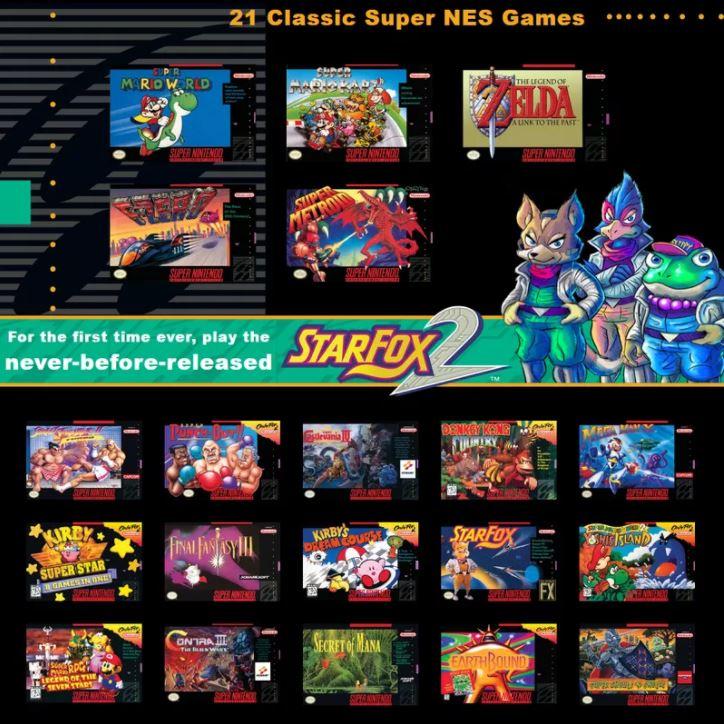 super-nintendo-classic-mini-us-precommande-liste-des-jeux