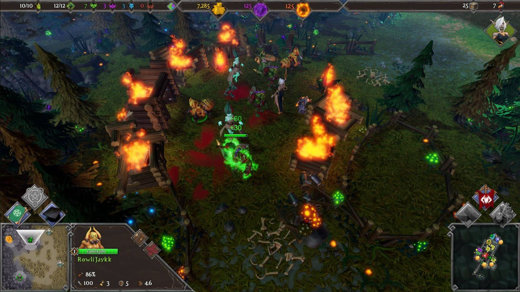 Dungeons 3 sur Steam promo dungeons 2 screen145