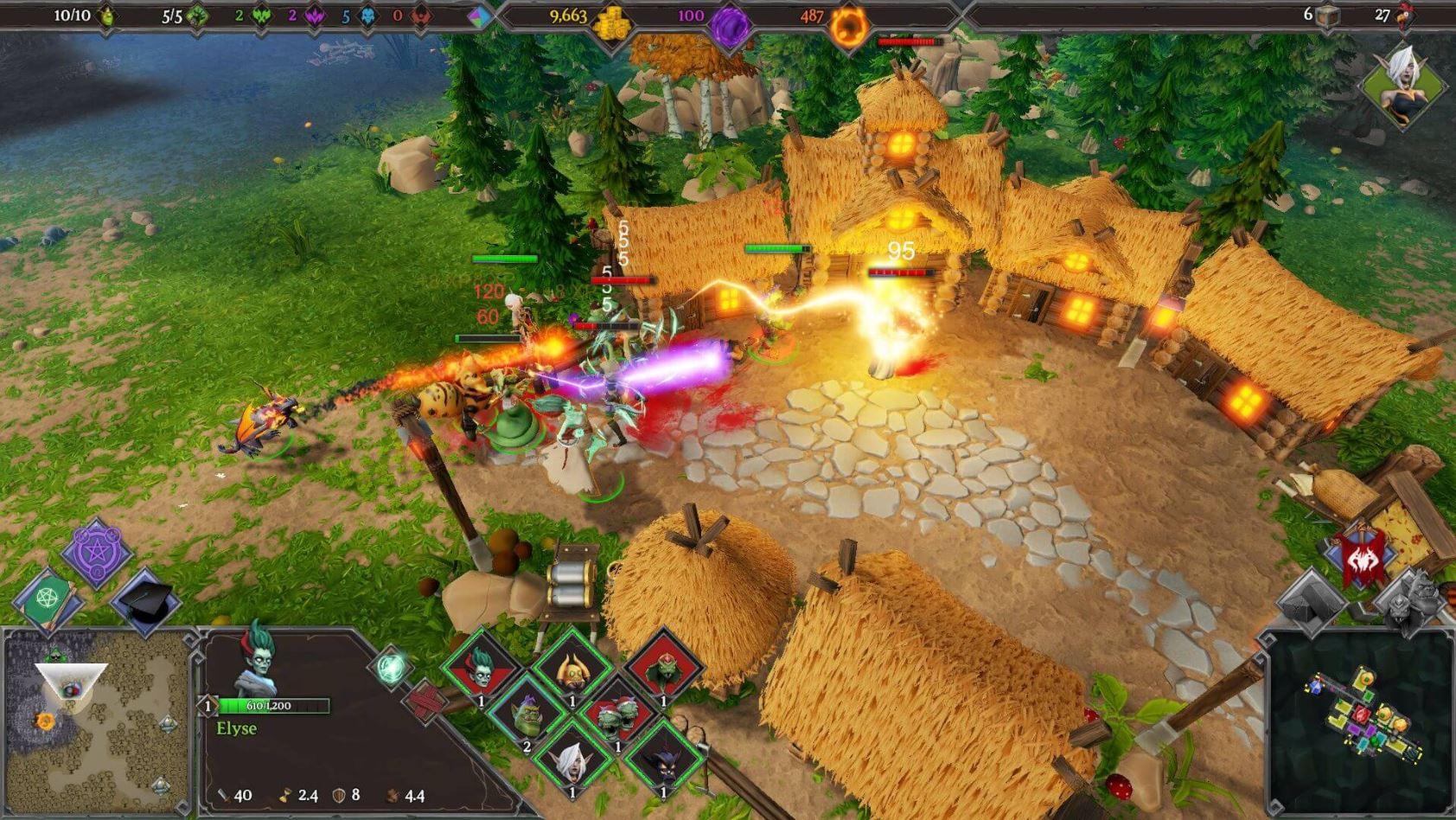 Dungeons 3 sur Steam promo dungeons 2