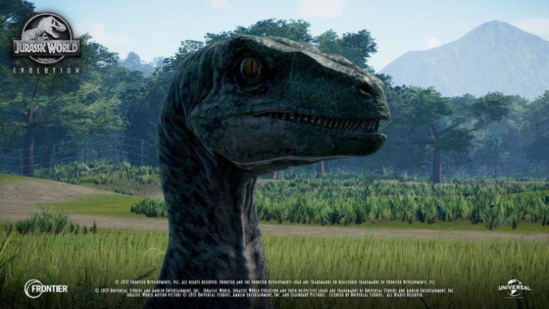 Frontier 4K Jurassic World Evolution 126