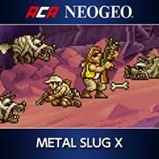 Mise à jour PS Store 9 octobre 2017 ACA NEOGEO METAL SLUG X