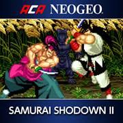 Mise à jour PS Store 9 octobre 2017 ACA NEOGEO SAMURAI SHODOWN II