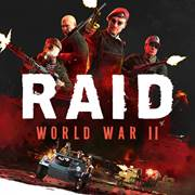Mise à jour PS Store 9 octobre 2017 RAID World War II