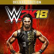 Mise à jour PS Store 9 octobre 2017 WWE 2K18 Digital Deluxe Edition