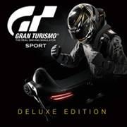 Mise à jour du PS Store 16 octobre 2017 Gran Turismo Sport Digital Deluxe Edition