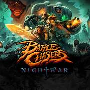 PlayStation Store 2 octobre 2017 Battle Chasers Nightwar