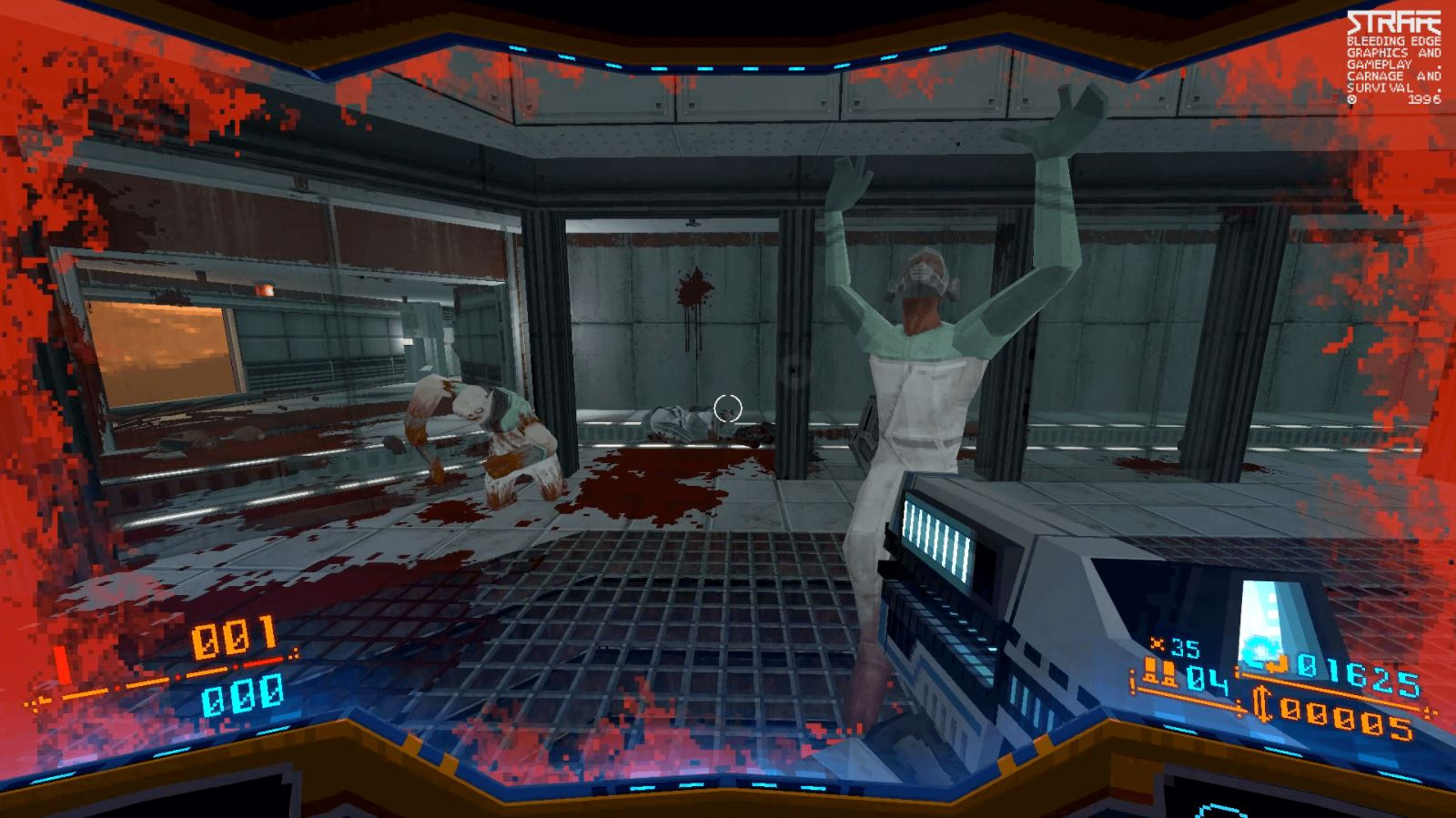 STRAFE Millenium Edition steam gog humble 123
