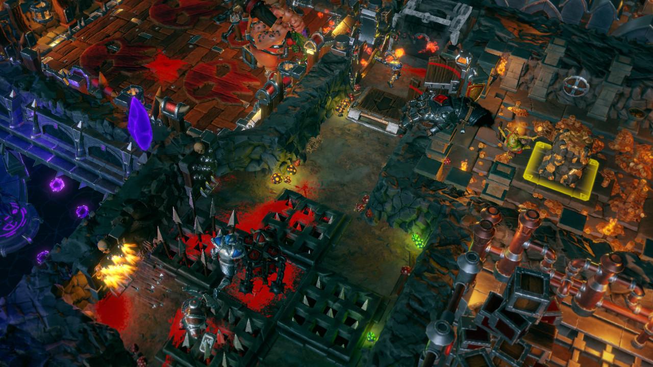 Test Dungeons 3 dungeon keeper steam132