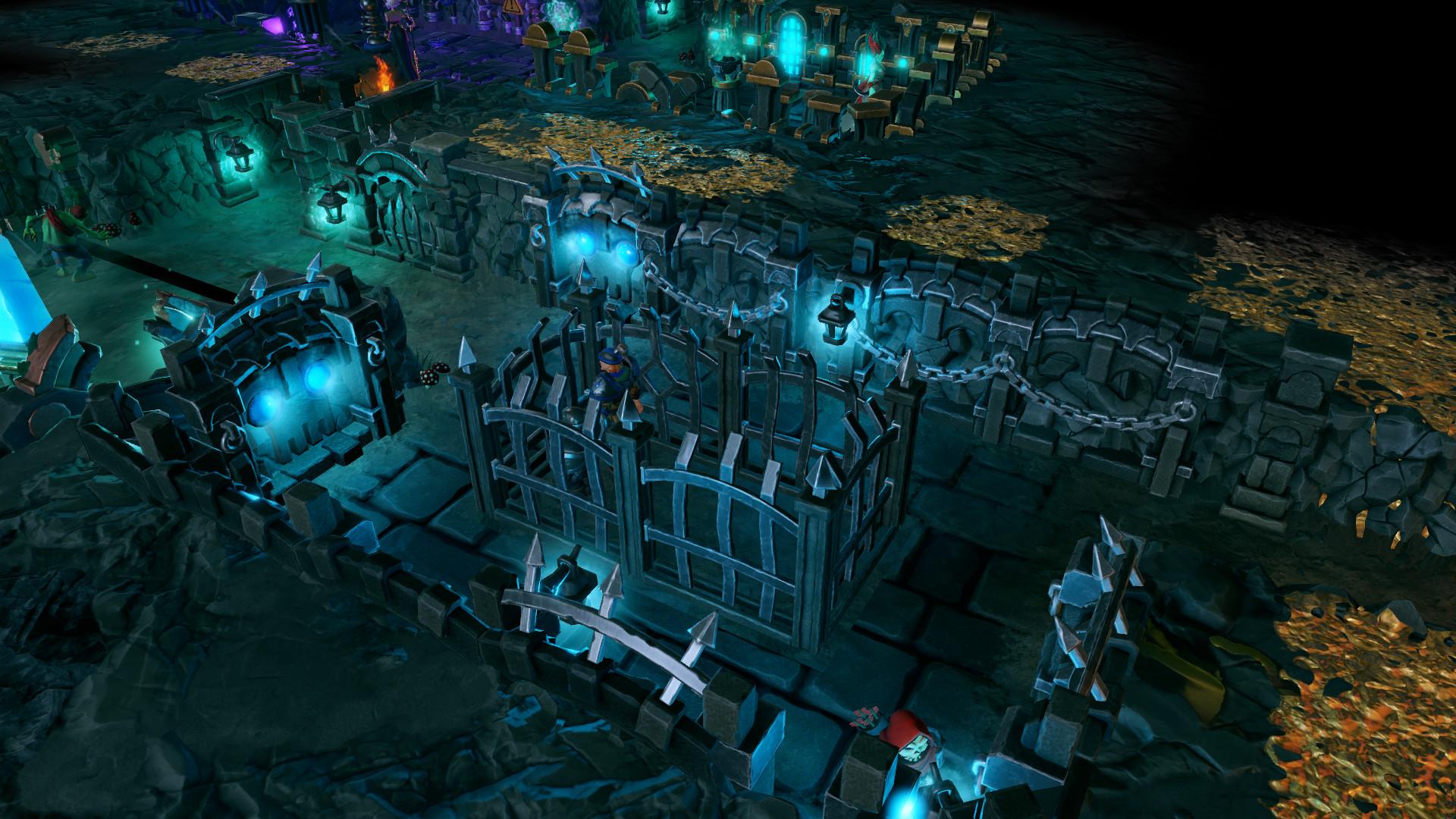 Test Dungeons 3 dungeon keeper steam14