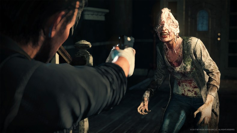 The Evil Within 2 ps4 pc xbox one
