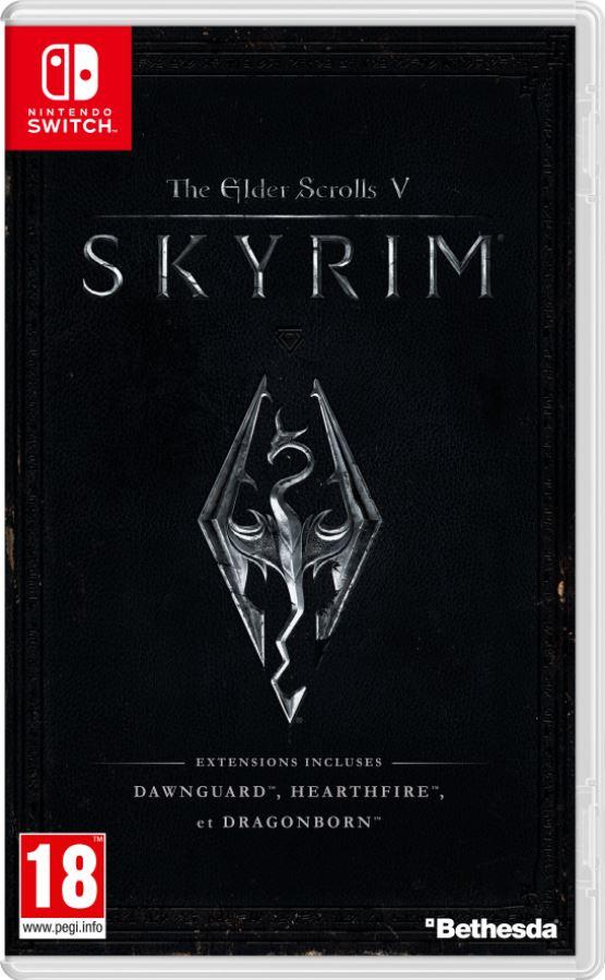 The elder scrolls V skyrim nintendo switch