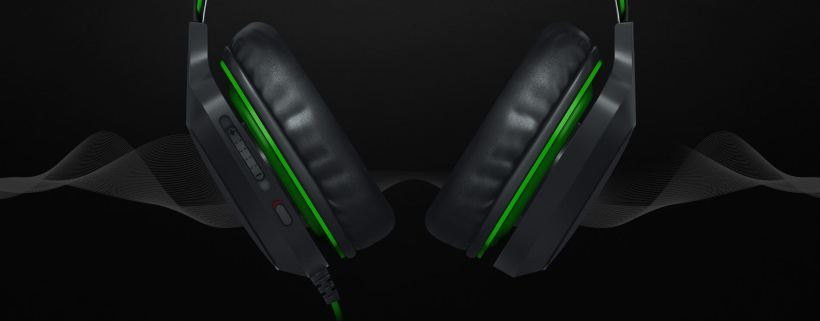 casque gaming Razer Electra V2 USB 123