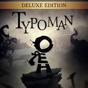 mise à jour du playstation store du 31 octobre 2017 Typoman Deluxe Edition