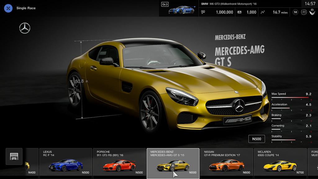 pré-téléchargement de la démo de GT Sport sur PS4 et PS4 Pro 4