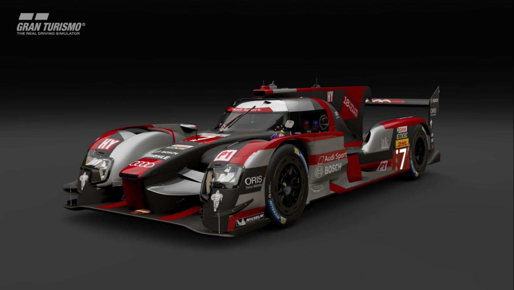 Audi R18 GT Sport nouveaux vehicules 12