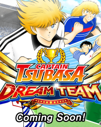 Captain Tsubasa Dream team android ios
