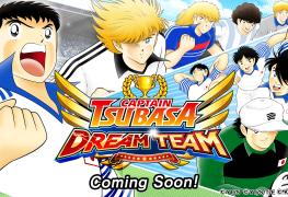 Captain Tsubasa Dream team android ios