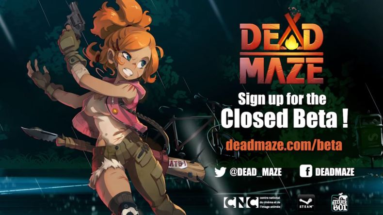 Dead Maze inscription beta fermée mmo free to play steam274