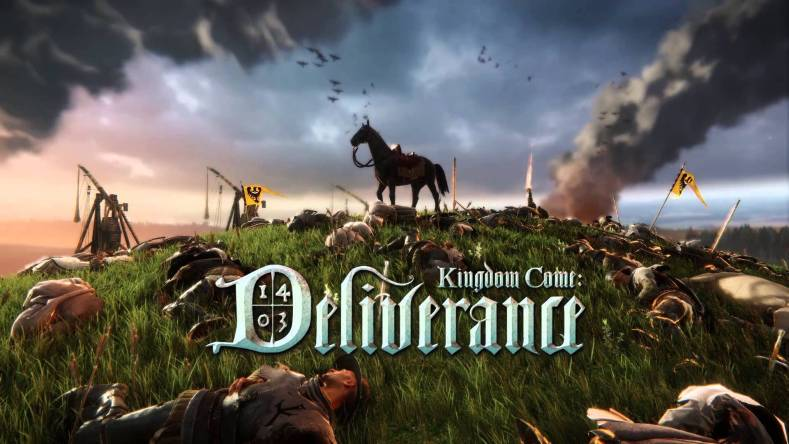 Kingdom Come Deliverance ps4 xbox one pc date de sortie 1