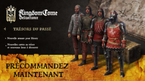 Kingdom Come Deliverance ps4 xbox one pc date de sortie