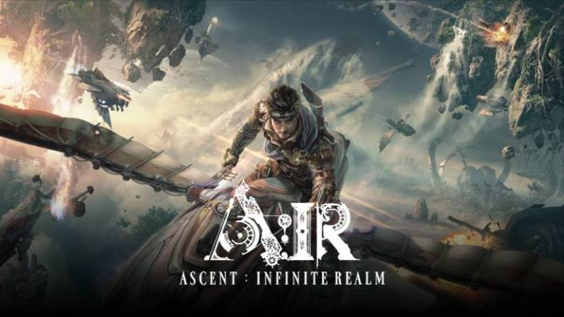 MMORPG AAA 2018 Ascent Infinite Realm A IR bluehole kakao games