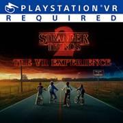 Mise à jour du PlayStation Store du 13 novembre 2017 Netflix Stranger Things The VR Experience