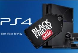 PS4 Black Friday les meilleures offres 2017