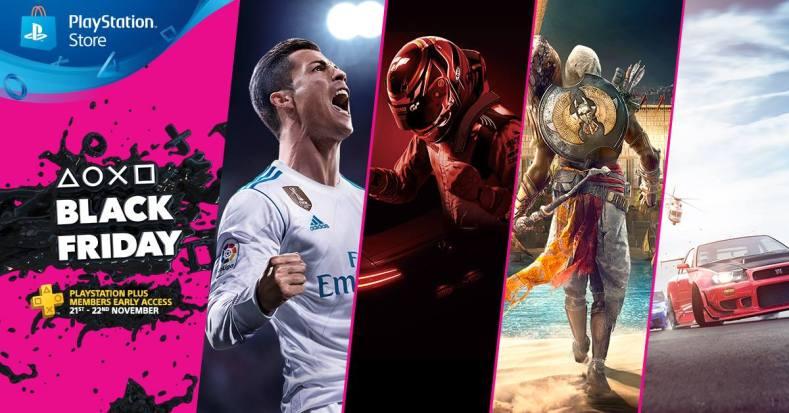 PlayStation Store Black Friday promotions liste complète des jeux1