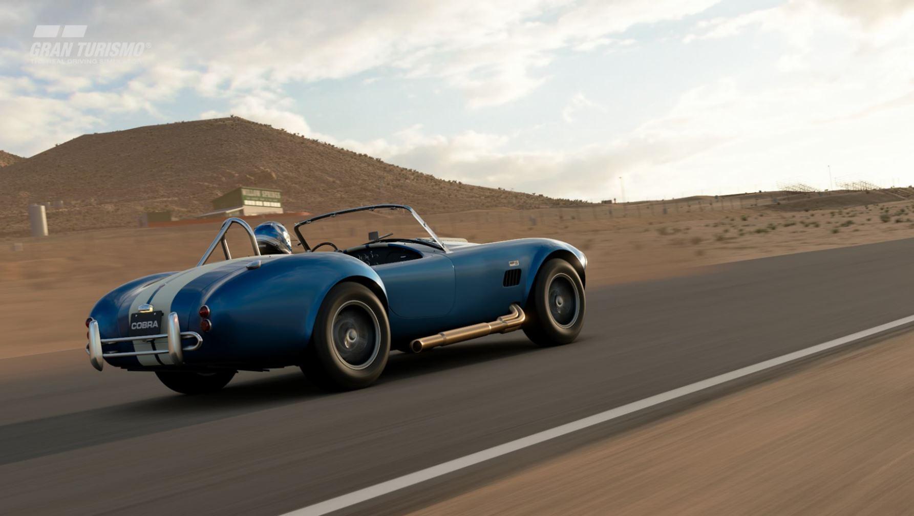 Shelby Cobra GT sport 124