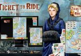 Ticket to Ride United Kingdom ios android steam