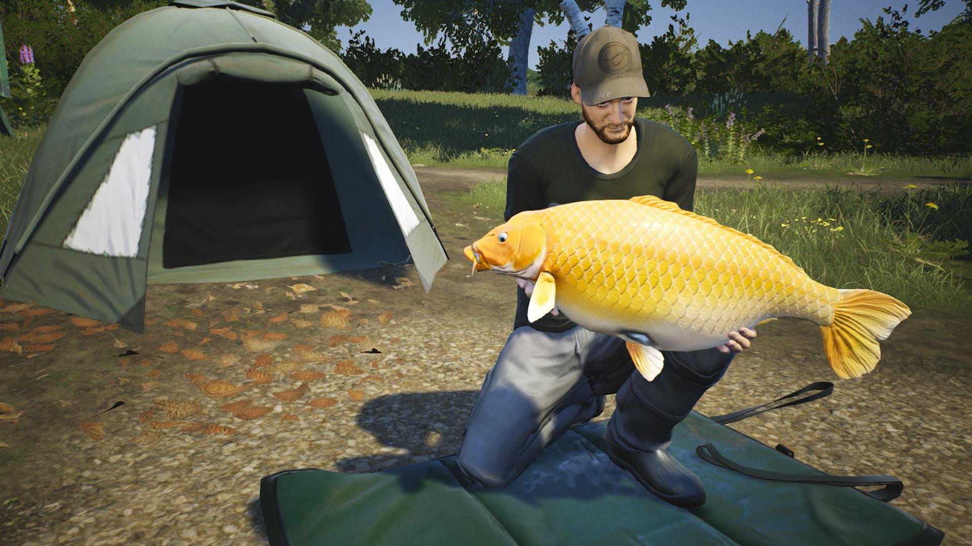 dlc euro fishing le lac d'or infos prix 1
