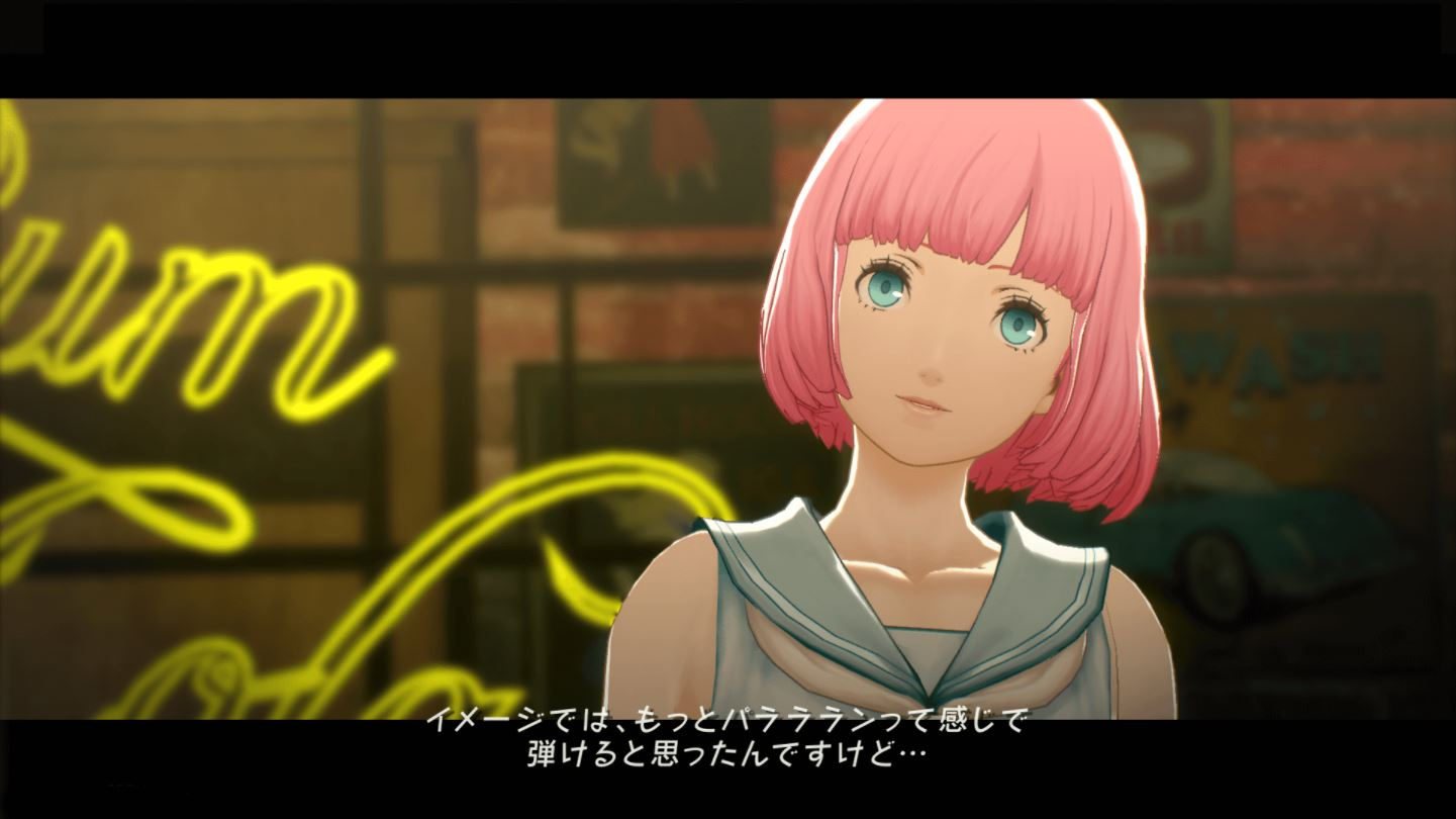 Catherine Full Body date de sortie PS4 PS Vita 44
