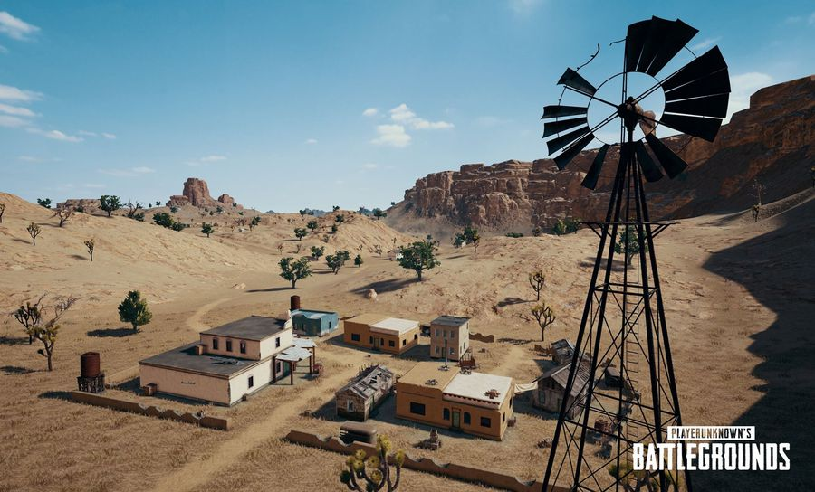 Miramar screen PUBG 12