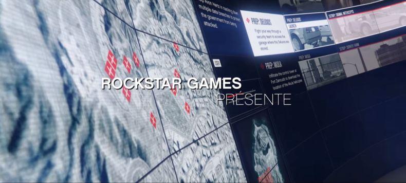 Rockstar games présente le dernier braquage de la fin du monde dans gta online